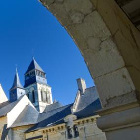 Abbaye de Fontevraud - photo D. Darrault