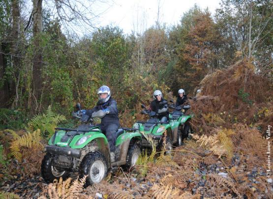 randonee-quad-autonne-loisirs-loire-valley-chouzy-sur-cisse©Loisirs-Loire-Valley