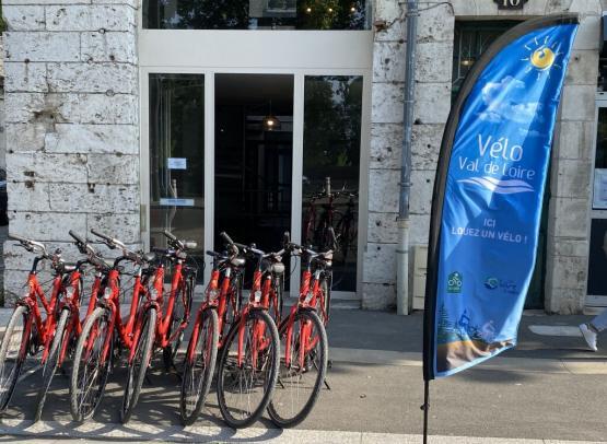 Vélo Val de Loire Orléans 2