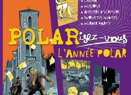 Affiche Mois du Polar