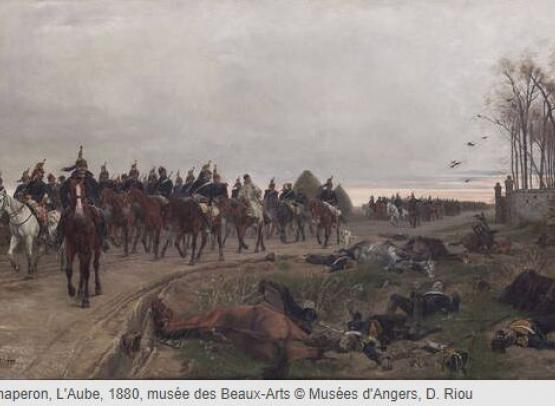 REPORTE - 1870 UNE GUERRE OUBLIEE? MEMOIRE DES ARTS EN ANJOU