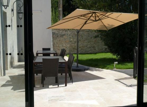 1-Gîte Cèdre et Charme - Terrasse 2