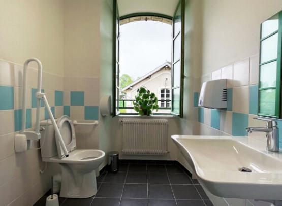 BPC toilettes PMR