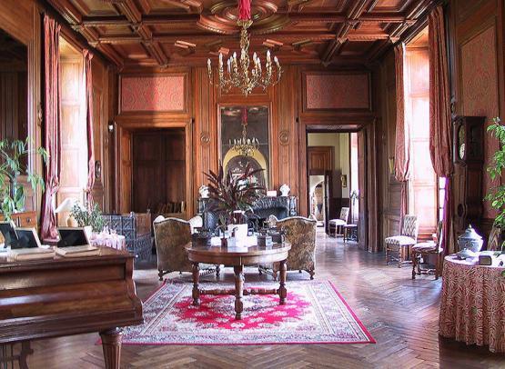 Chambres d'hôtes château de Jallanges (2)