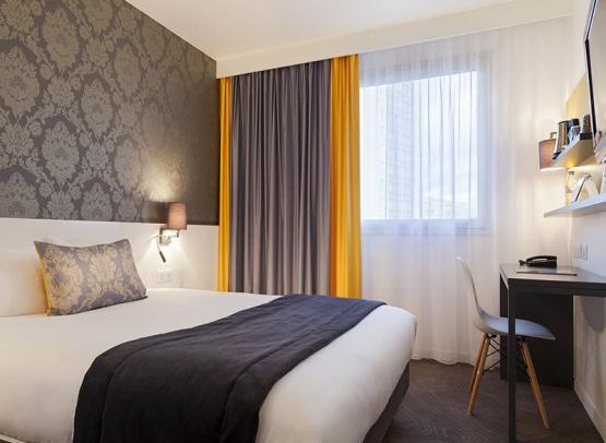 HOTEL KYRIAD TOURS SAINT PIERRE DES CORPS GARE TGV