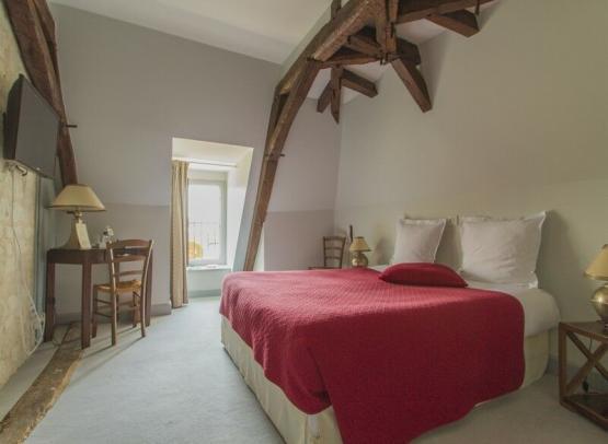 hotelrelaisdelamothe-chambre2-yzeuressurcreuse-valdeloire