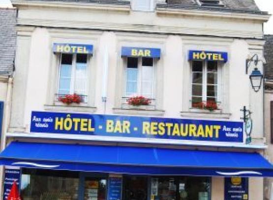 HOTEL RESTAURANT AUX AMIS REUNIS