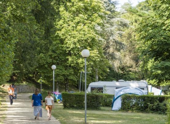 Camping de Bauge