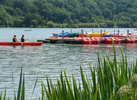 Camping Malagué Canoé-Lac-de-Malagué (Copier)