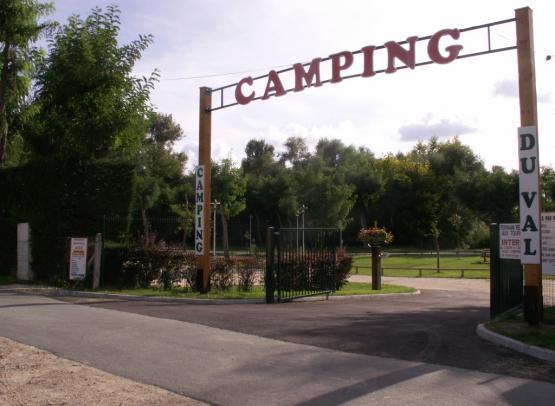 CAMPING TOURISTIQUE DU VAL
