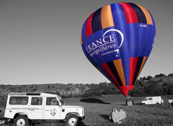 FRANCE MONTGOLFIERES