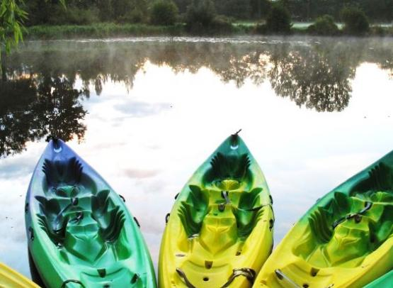 kayak vert modif