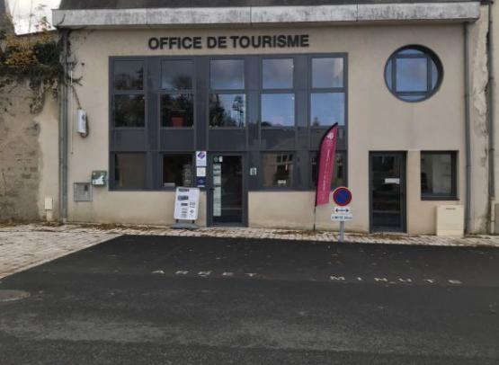 SAUMUR VAL DE LOIRE TOURISME - DOUE-EN-ANJOU