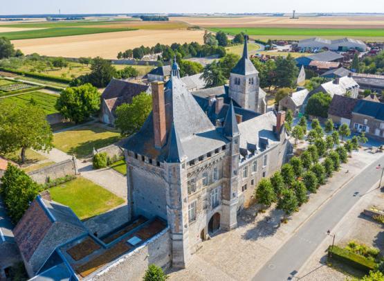 Chateau-Talcy-drone©Aurelien-Charron-CD41-(2)