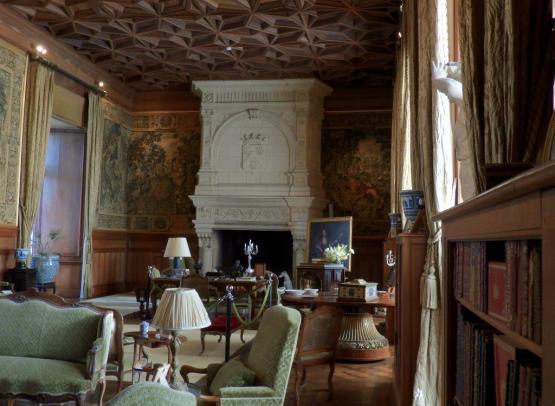 Grand salon-Collection de Serrant