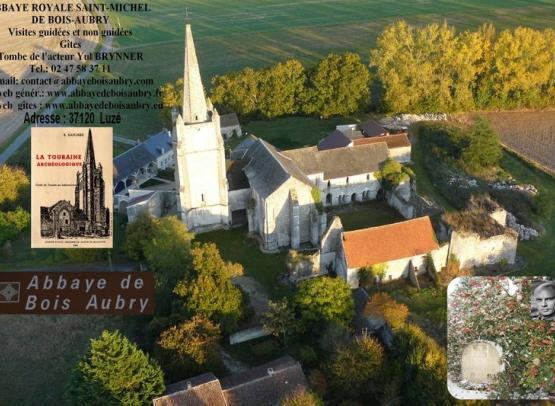 ABBAYE ROYALE SAINT-MICHEL DE BOIS-AUBRY