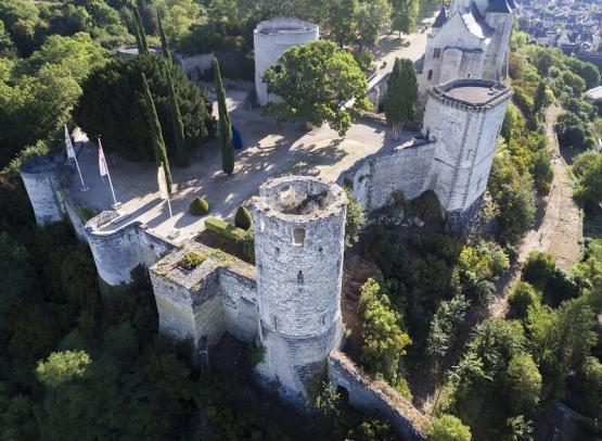 Forteresse_Royale_de_Chinon_Drone_Tours_Credit_Gillard_Vincent