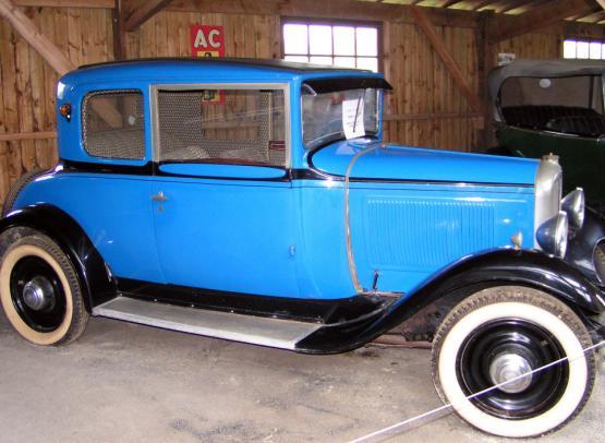 Citroën C4 1930