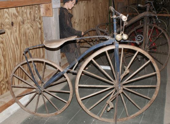 vélo Michaud