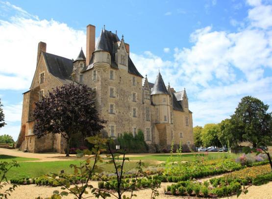 Chateau de Baugé crédit photo  yoann OLIVIER