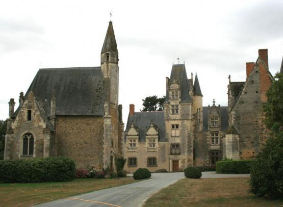 CHATEAU DU PERCHER