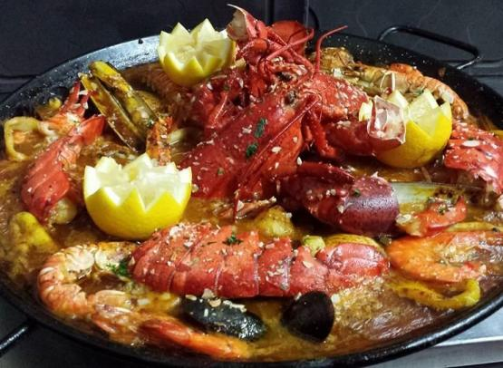 ZARZUELA de homard