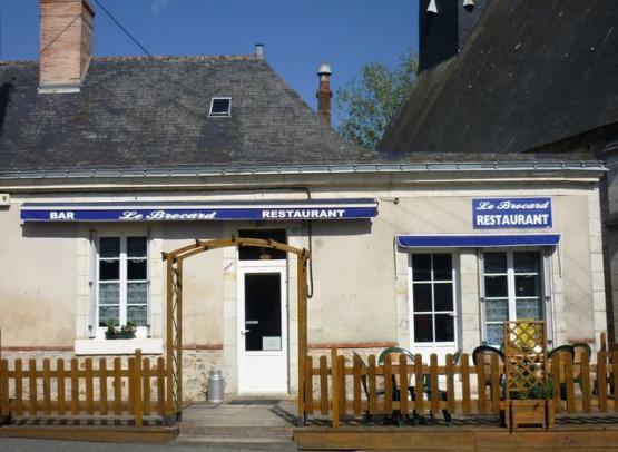 RESTAURANT LE BROCARD