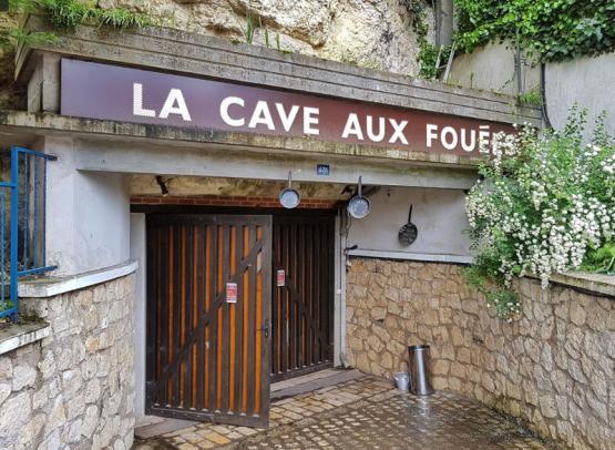 LA CAVE AUX FOUEES