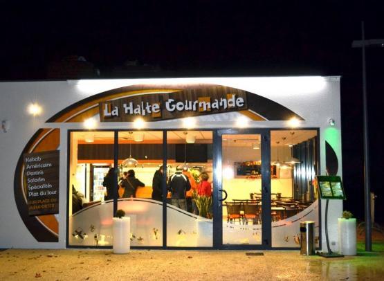 RESTAURANT LA HALTE GOURMANDE