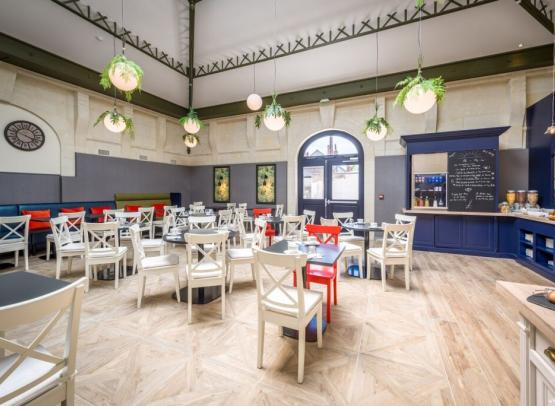 Restaurant Le Carré du Londres