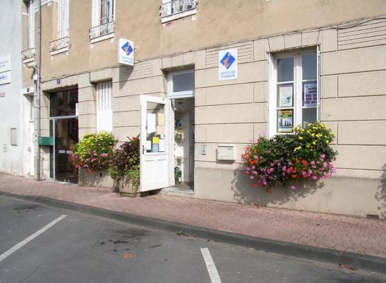 OFFICE DE TOURISME GATINAIS SUD - BUREAU DE CHATILLON COLIGNY
