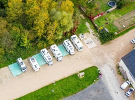 Saint-Georges-sur-Cher - 41production- aire camping-car