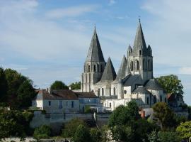 Visite libre - Collégiale Saint-Ours-loches-valdeloire