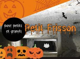 Halloween en Val de Loire - Loir-et-Cher - Petit Frisson à Troglo Degusto