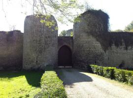 Château de Mez Le Marechal
