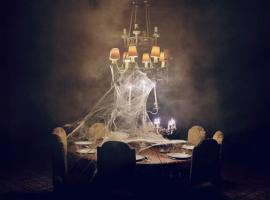 SB halloween sam brume