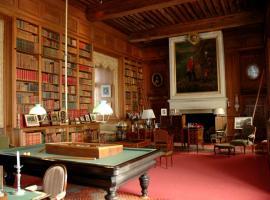 Bibliotheque Serrant.Collections de Serrant