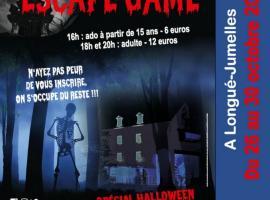 Escape game au Moulin Hydronef