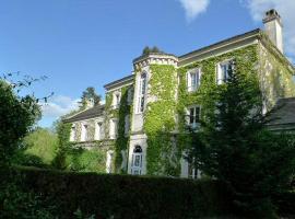 CHATEAU DE L'HERISSAUDIERE - CHAMBRES D'HOTES