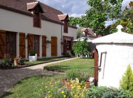 tourisme-sologne-chambres d'hotes-villefranche-les quatre saisons1