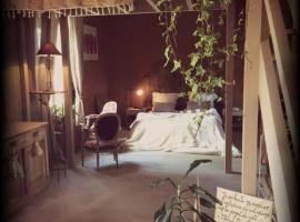 le lit sur la Loire