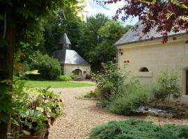 logis pressoir jardin