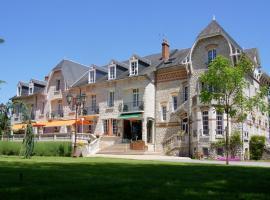 hotel-le-parc-salbris©Hotel-Le-Parc