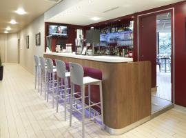 CAMPANILE NANTES CENTRE SAINT JACQUES - Bar Lounge