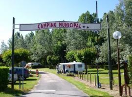 camping municipal Grand-Pressigny