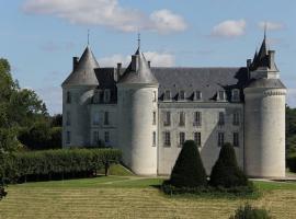 Le château de Grillemont