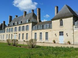 Denainvilliers château