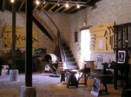 MUSEE DE LA TONNELLERIE