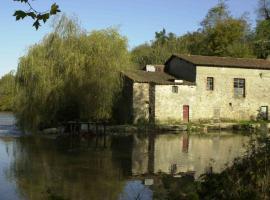 Clisson Moulin de Gervaux