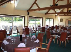 Restaurant-La-Rousseliere-golf-du-chateau-de-cheverny©Golf-du-Chateau-de-Cheverny